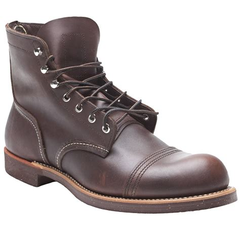 ranger boots wing iron ranger work boot in for lyst