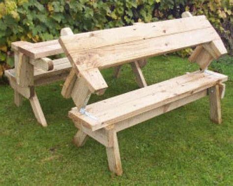 build   picnic table