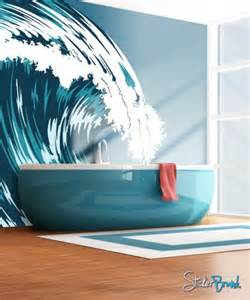 ocean wall stickers gallery for gt ocean wall decals