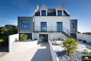 Superbe Maison Neo Bretonne Renovee #2: Extension-bois-cubique-extenbois-une.jpg