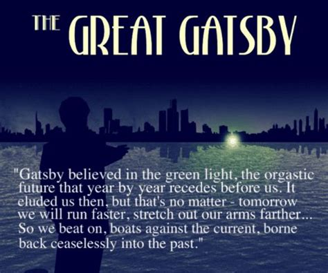 boat quotes great gatsby gatsby random pinterest l wren scott the great and