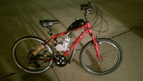 How To Make Your Own Motorized Bicycle The Bro Cave