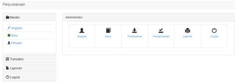 codeigniter tutorial xp kumpulan tutorial kito aplikasi perpustakaan berbasis web