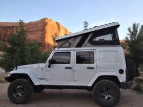 Jeep Pop Top Cer Best 25 Jeep Wrangler Rubicon Ideas On