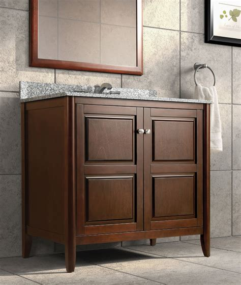 Wolf Bathroom Vanities Wolf Bath Furniture Pennfield Collection Transitional Bathroom Vanities And Sink Consoles
