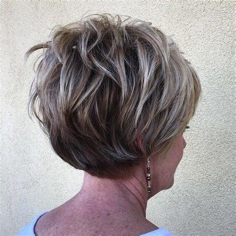 pictures of back of choppy layered hair 50 short choppy hairstyles for any taste choppy bob