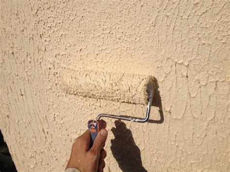crepi exterieur au rouleau 3154 crepi mur exterieur rouleau resine de protection pour
