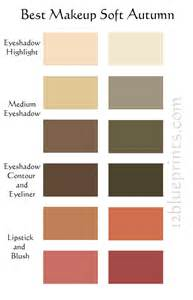 soft autumn color palette best hair color for soft autumn brown hairs