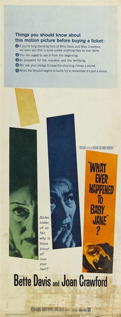 se filmer what ever happened to baby jane gratis 5 filmes para nunca esquecer
