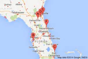 map of bases in florida maine writer jeb bush cut florida taxes because the state
