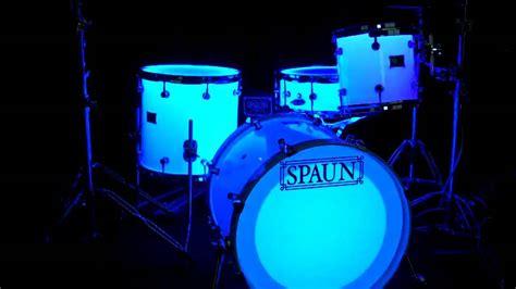 drum set led lights spaun led kit with independent dmx