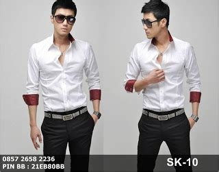 Dasi Motif Kotak Kotak Maroon fashion jepang tips memilih busana kerja untuk pria