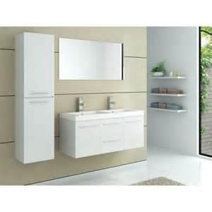 ensemble meuble salle de bain 90 cm peinture faience