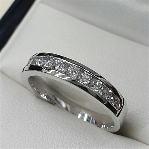 Eternity Rings by Set Wedding Eternity Rings