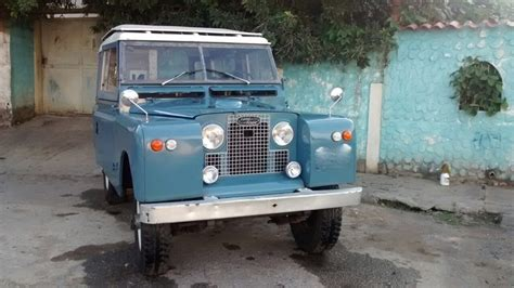 land rover vintage defender classic 1968 land rover defender 90 very good condition