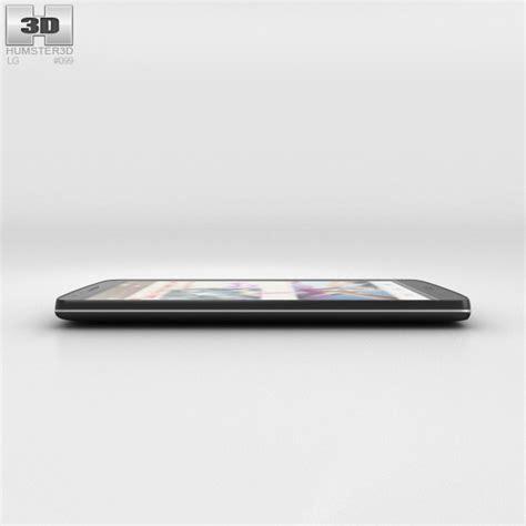 Lg G3 Stylus Black White lg g3 stylus black 3d model hum3d