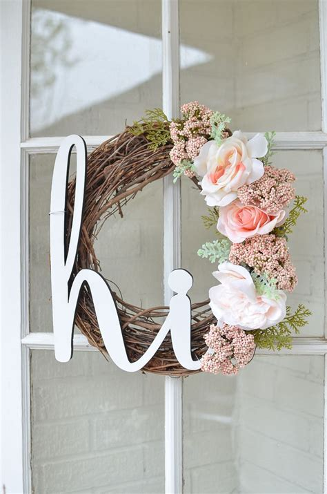 diy summer decorations for home best 25 wreaths ideas on pinterest spring wreaths wreath making and wreaths for front door
