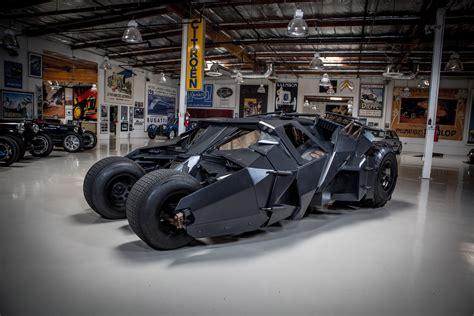 batman s tumbler leno s garage