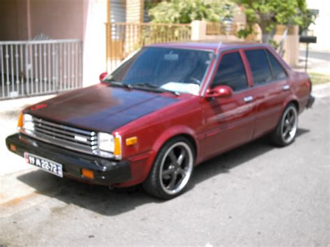 nissan datsun 1983 joyky 1983 nissan sentra specs photos modification info