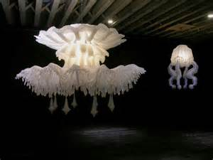 jellyfish chandelier 25 animal inspired illuminators