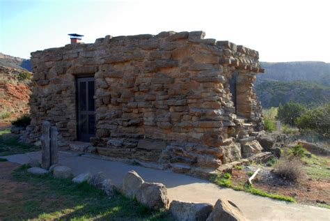 Palo Duro State Park Cabins by Palo Duro And Where The Locals Eat In Lubbock
