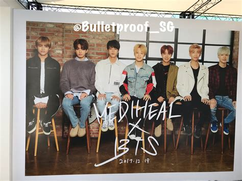 bts x mediheal bts sg on twitter quot photo booth at the mediheal booth