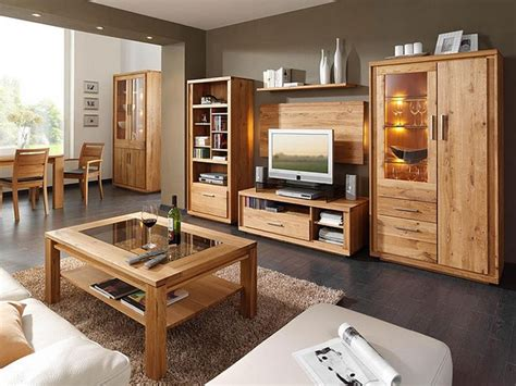 wohnzimmer aus holz wohnzimmer holzm 246 bel