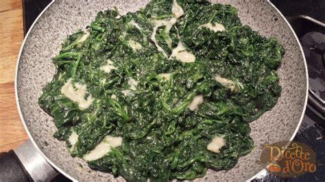 come cucinare spinaci surgelati spinaci al burro ricetta di ricette d oro spinaci ricette