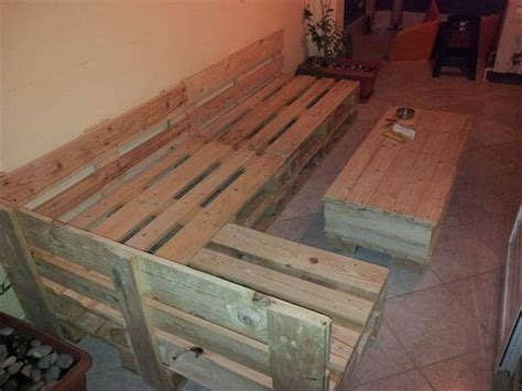 Diy Sofa Plans by 5 Diy Pallet Furniture Projects 99 Pallets
