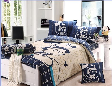 Mickey Mouse Comforter Set by Mickey Mouse Bedding For Boys Disney Bedding