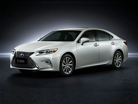 lexus sedans 2016 2016 lexus es 300h price photos reviews features