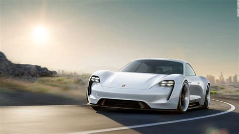 porsche electric supercar frankfurt motor 2015 our electric future cnn com
