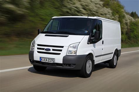 ford transit ford transit review and photos