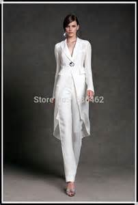 online get cheap dressy pant suits for weddings