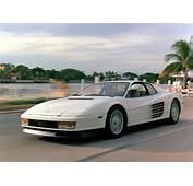 Ferrari Testarossa Miami Vice 5  Muscle Cars Zone