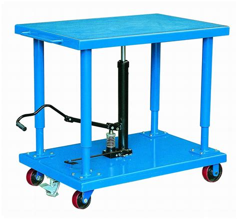 hydraulic table lift china mobile hydraulic lifting table trolley photos