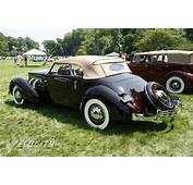 Picture Of 1937 Cord 812 Phaeton