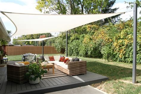 backyard sails diy sun shade sail do it your self