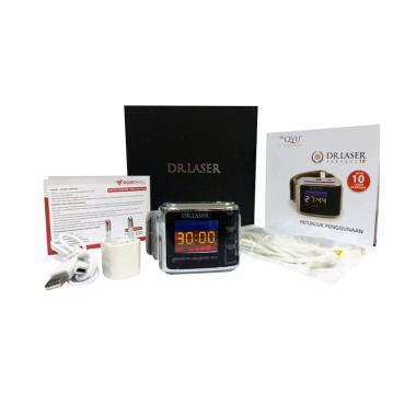 Dr Laser Hi Plus Jam Tangan Kesehatan Dengan Akulaser jual dr laser 10 jam tangan kesehatan dengan