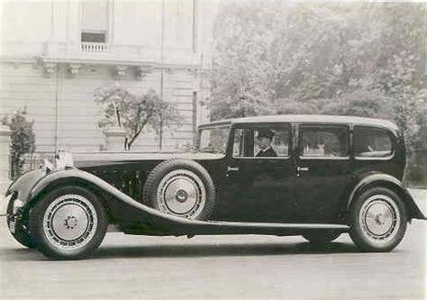 bugatti limousine interior bugatti picture sheet period 2