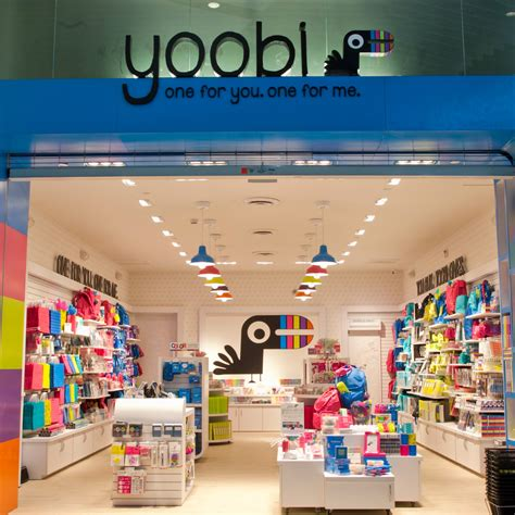 themes for store yoobi opens first retail store in arcadia l a parent