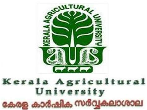 Kerala Agricultural Mba by Kerala Agricultural Starts Staff