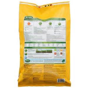 scotts and feed home depot 3 in 1 feed for southern lawns bayer advanced scotts