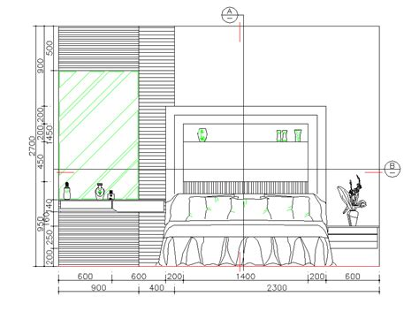 elevation of bedroom bedroom elevation drawing memsaheb net