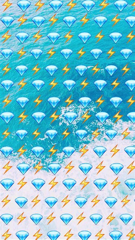 emoji wallpaper blue add a caption image 2404541 by saaabrina on favim com