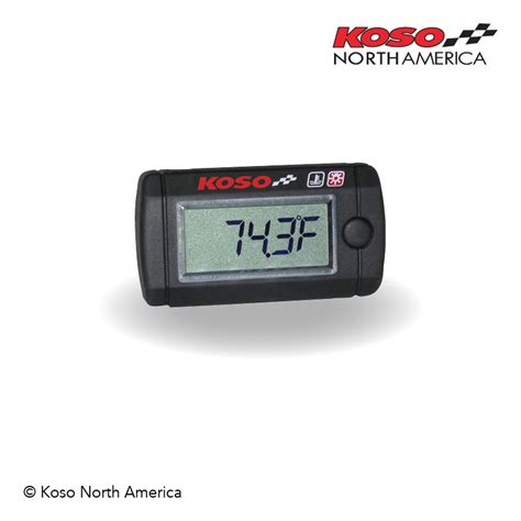 Termometer Visiofocus Mini Thermometer mini style thermometer koso america