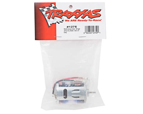traxxas stinger boat traxxas stinger 540 electric motor 20t tra1275 boats
