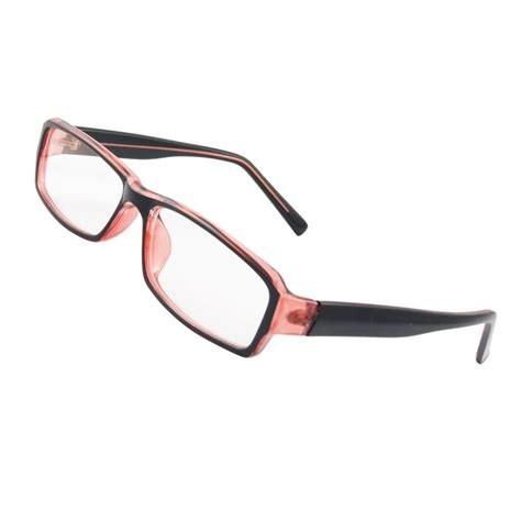 black and pink prescription glasses for
