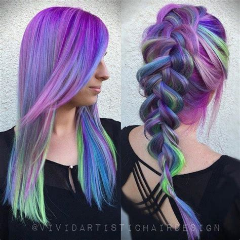 faded colour hairstyles 10 tips to keep bight colored hair from fading vpfashion