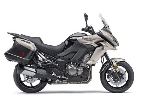 Kawasaki Versys 1000 2016 Slip On Line Titanium Partnos K10so14 Hzt kawasaki versys 1000 lt 2016 autoevolution
